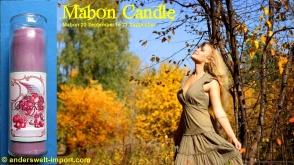 mabon candle